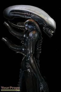 Xenomorph alien life cycle