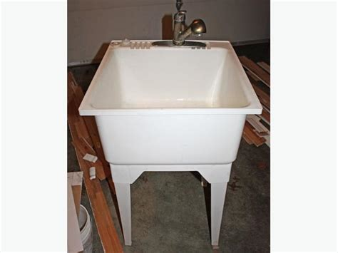 Home Depot Utility Sinks Stainless Steel by Plastic Utility Sink With Legs