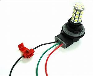 Install Led Resistors