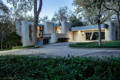 For Sale Dallas by Midcentury Brutalist Wows In Dallas Wants 2 3m