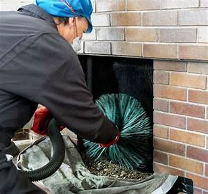Cost To Sweep A Chimney