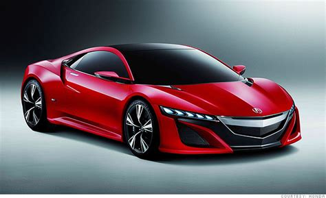 Cars Names by Supercars From Household Names Acura Nsx 6 Cnnmoney