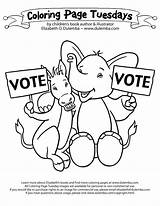 Election Coloring Pages Constitution Printable Nate Congress Vote Great Voting Preschool Getcolorings Printables Ballots Craft Print Electoral Getcoloringpages Adult Popular sketch template