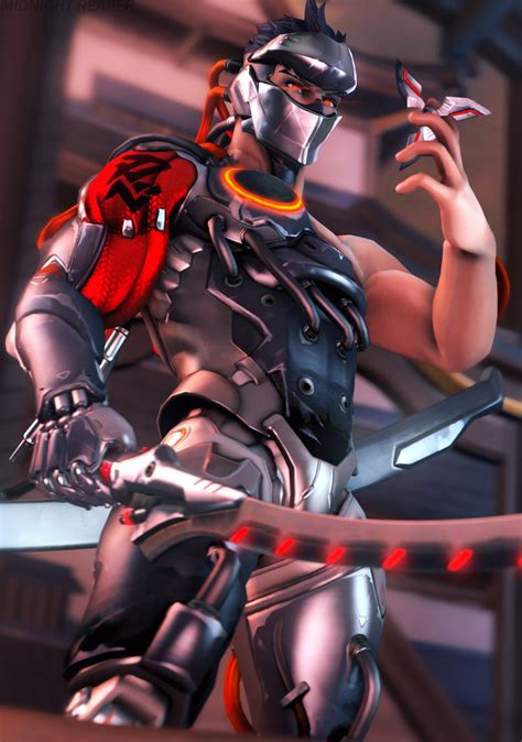 the quality of mercy blackwatch genji by its midnight reaper on deviantart