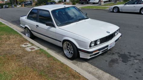 1988 Bmw 325i For Sale by 1988 Bmw 325i E30 Coupe For Sale In Fairfield California