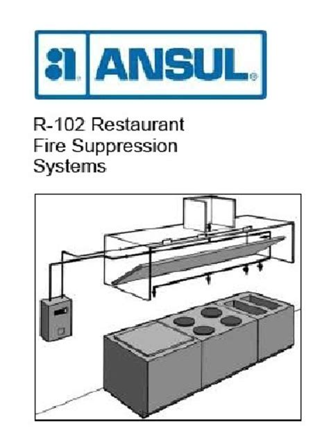 kitchen Hood Fire Suppression System   Ardor Fire & Safety