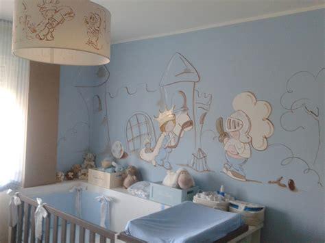 deco peinture chambre bebe décoration chambre garcon peinture