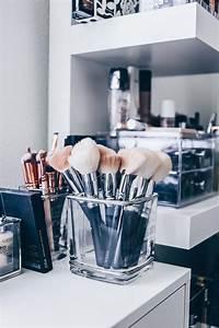 Nagellack Regal Ikea : die besten 25 schminktische ideen auf pinterest schminktisch ideen makeup organisation und ~ Markanthonyermac.com Haus und Dekorationen