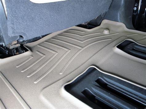 Chevy Traverse Floor Mats 2011 by 2011 Chevrolet Traverse Floor Mats Weathertech