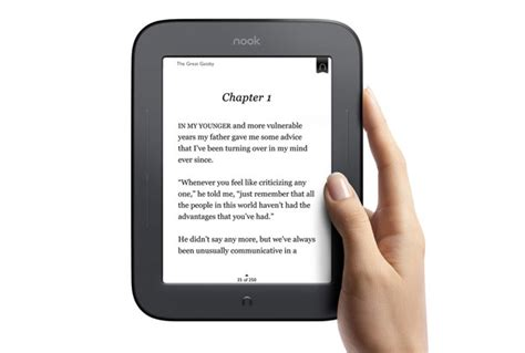 barnes and noble wifi barnes noble nook simple touch adds touchscreen