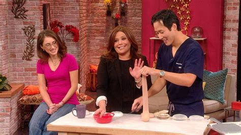 breast size rachael ray show