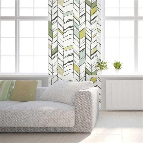 deco chambre adulte gris et blanc papier peint design contemporain