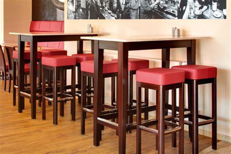 Tables Hautes, Table De Bar, Mange-debout, Pliable En Bois
