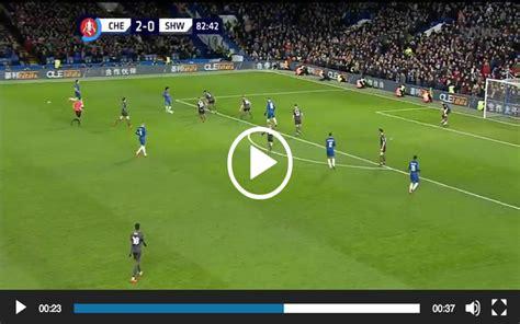 video willian scores wonderful goal  chelsea