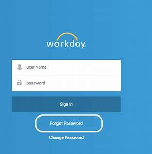 Workday Access ... Workday Login