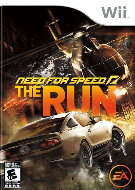 need for speed wii file need for speed the run wii jpg dolphin emulator wiki