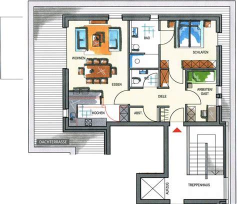 Das 7 Zimmer by Haus 4 Wohnungstypen