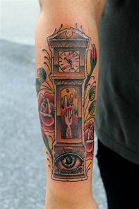 Grandfather Clock done by Sean Parker at Irish Buddha ...