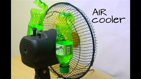 fans that cool like air conditioners how to make air conditioner at home using plastic bottle