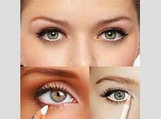 Cómo maquillar ojos pequeños Blogmujerescom