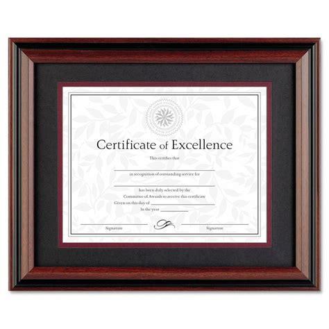 document diploma certificate rosewood frame    ebay