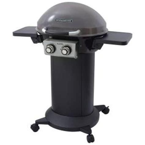brinkmann 2 burner gas grill brinkmann 2 burner patio propane gas grill 810 6230 s the home depot