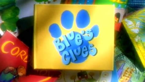 Blue's Clues Season 4-6 Intro 2001-2004