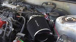 1992 Toyota Corolla Ae92 Video  12  Air Filter