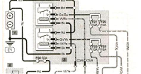 ford fiesta headlights wiring diagram electrical winding wiring diagrams