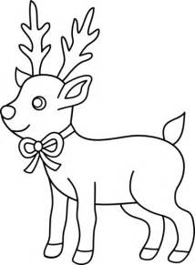 Similiar Reindeer Clip Art Sketch Keywords