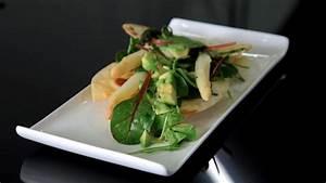 Spargel Avocado Salat : in orangen pochierter spargel mit avocado spinat salat ~ Lizthompson.info Haus und Dekorationen