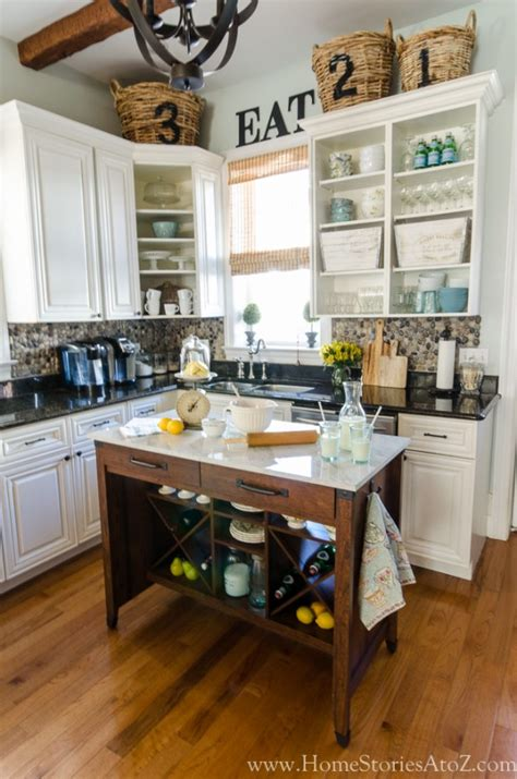 marble top kitchen island cart 3 ways to personalize your kitchen home stories a to z