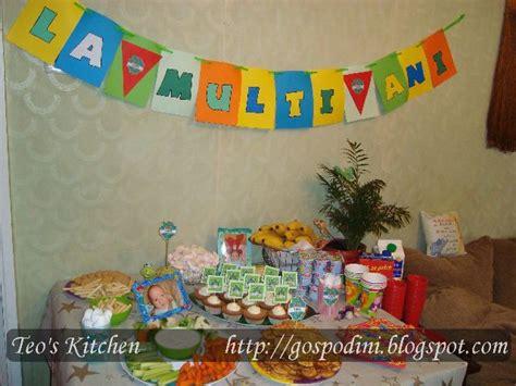 petrecere personalizata pentru copii retete culinare