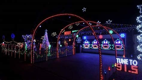 where to see christmas lights in modesto c a reding company