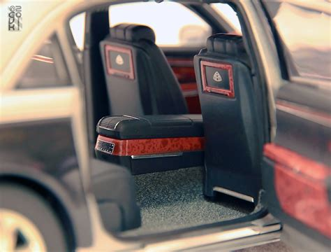 As with all things maybach ironically, the maybach's trunk capacity is quite a bit smaller than that of the model on which it's based: Maybach 62 LWB (Long Wheel Base) - DX Sedan | Coupe | Convertible - DiecastXchange.com Diecast ...