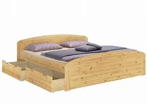 Erst Holz : ehebett doppelbett bettkasten federholzrahmen 200x200 ~ A.2002-acura-tl-radio.info Haus und Dekorationen