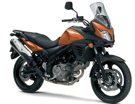 2012 Suzuki V-strom 650 Abs Review