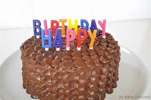 Sweet Fix: Chocolate Birthday Cake