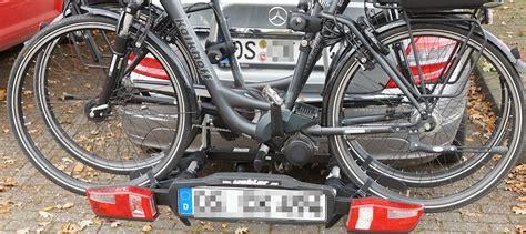 e bike fahrradträger e bike test darauf sollte vor dem kauf achten ratgeber