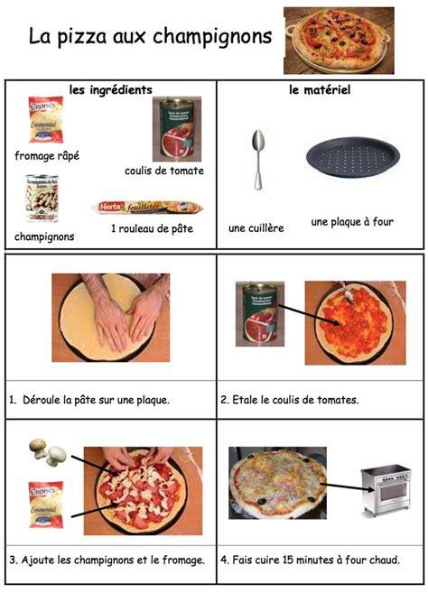 fiche recette de cuisine 139 best images about recettes maternelle on