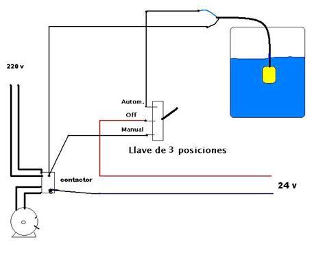 solucionado circuito automatico de tanque con bomba sumergida yoreparo
