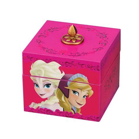 Disney Frozen Sisters Pink Musical Keepsake Box: Fitzula's