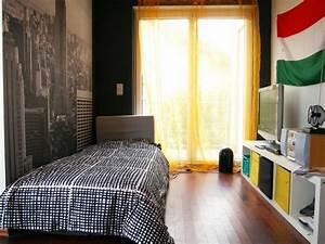 Vorhänge Jugendzimmer Jungen : jugendzimmer jungen wandgestaltung ~ Michelbontemps.com Haus und Dekorationen