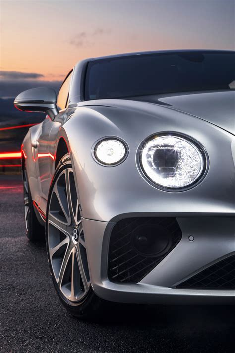 bentley announces details   continental gt