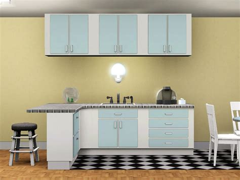 Cheap Kitchen Ideas For Small Kitchens - mod the sims simple kitchen counters islands cabinets