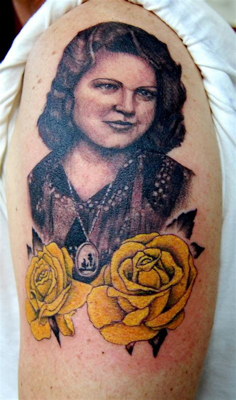 portrait tattoos designs ideas  meaning tattoos