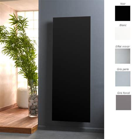 radiateur electrique decoratif vertical radiateur 233 lectrique en verre c 244 t 233 verre