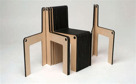 Silhouette Chair By Evie Group