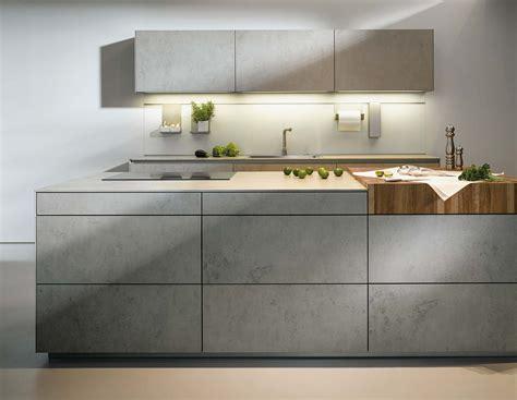 Erstaunlich Moderne Wohnkuche Weiss Mit Holz Kuche Weiss Beton Holz