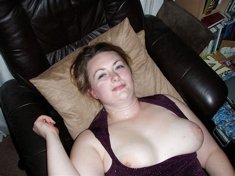 Chubby British Amateur Gf Dresses For Cock Teasing 8